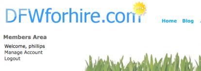 DFWforhire.com